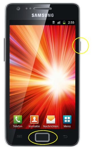 Das Samsung Galaxy S 2